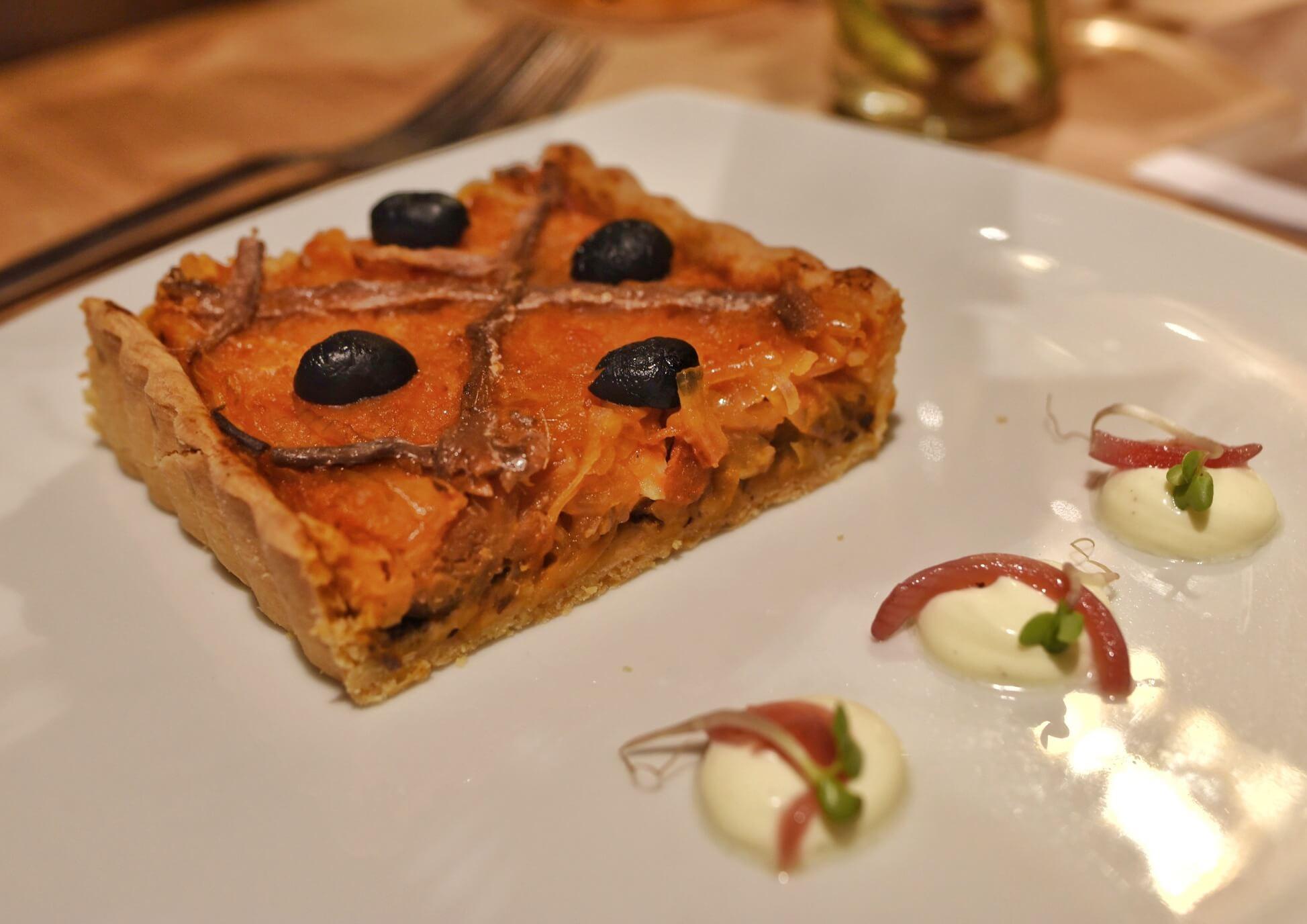 Monis provenzalische Tarte Pissaladière