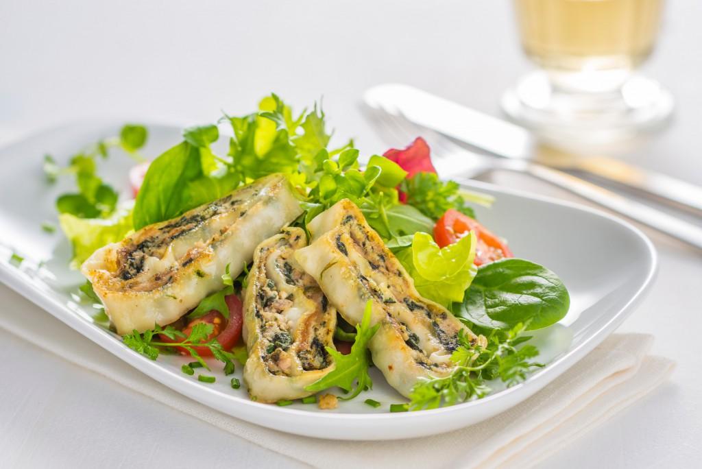 Vorspeise oder Hauptgericht: Schwaben-Salat
