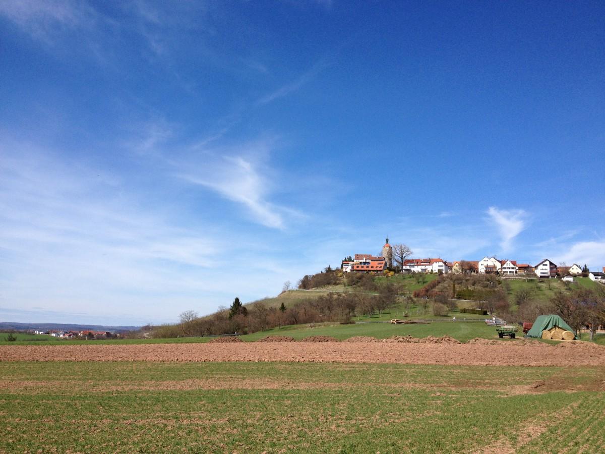 Winnenden-Bürg, Heimat von Oma Lisbeth