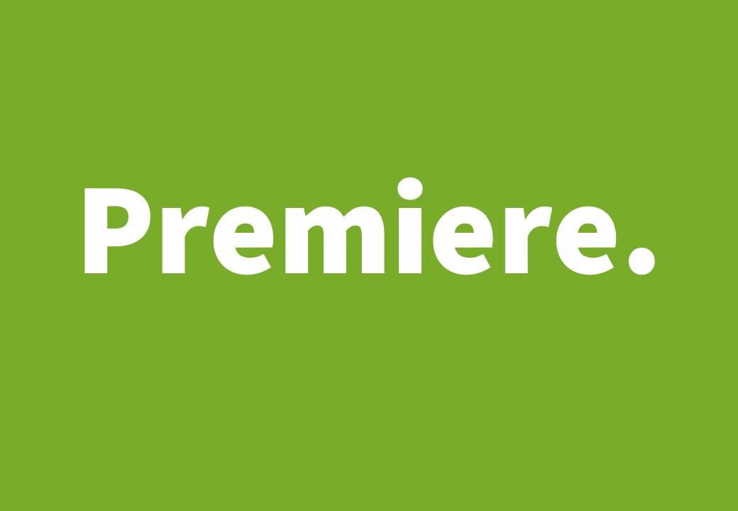 Restaurant-Premiere am 8. Juli 2016