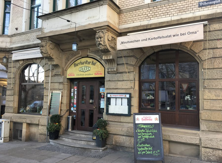 maultaschen restaurants 3 murrhardter hof in stuttgart