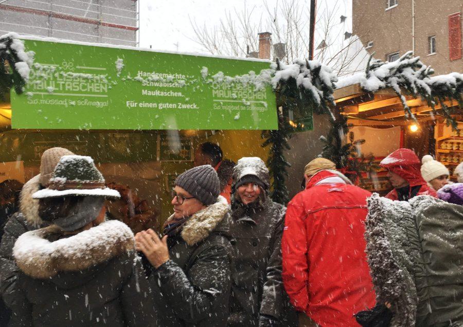 Zum 5. Mal auf dem Kronberger Weihnachtsmarkt