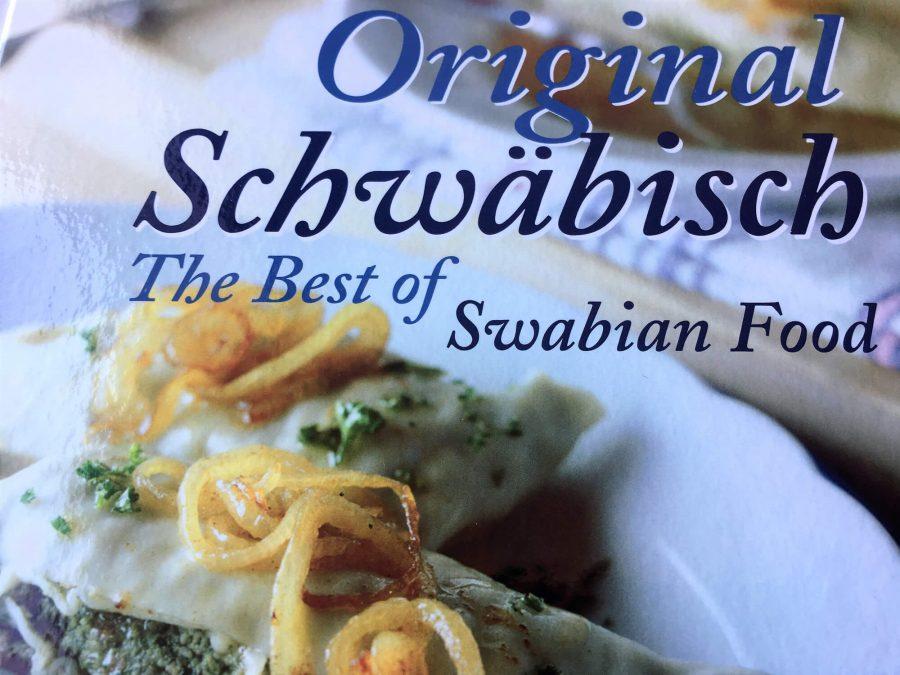 Buchtipp: Maultaschen und Swabian Food auf Englisch