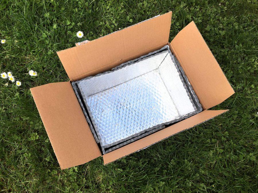 Nachhaltige Verpackungen für sichere Kühlkette