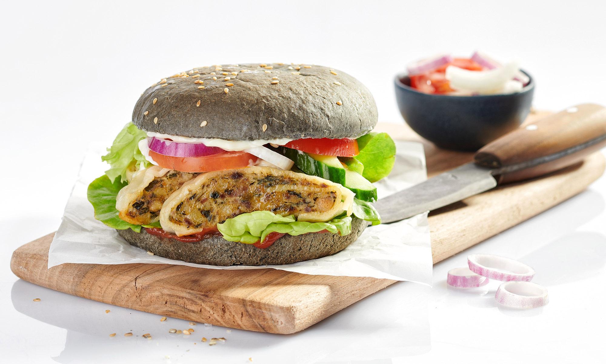 Maultaschen-Burger