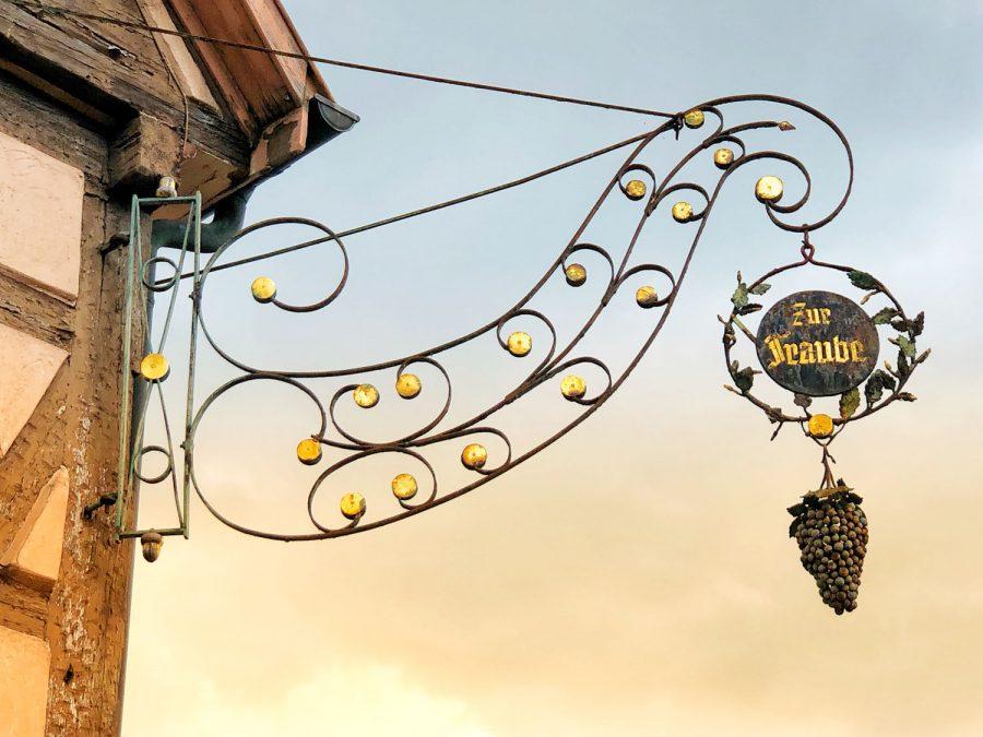 Maultaschen Restaurants (7): Weinstube zur Traube in Winnenden