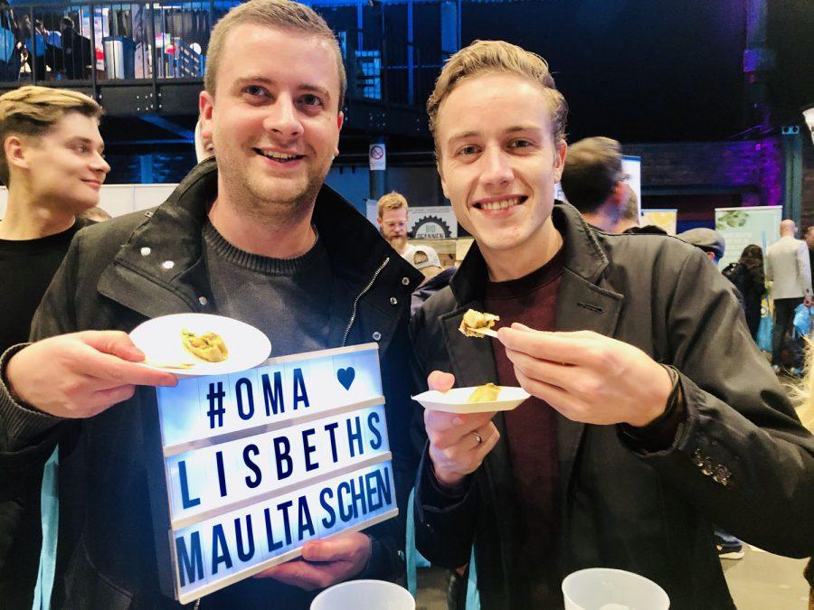 """Unsere Maultaschen auf der """"foodpioniere 2019"""""""